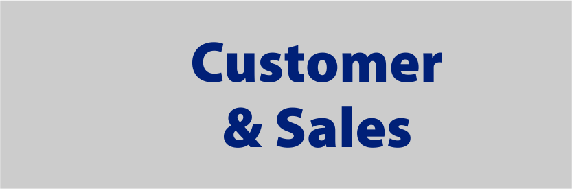 Customer & Sales